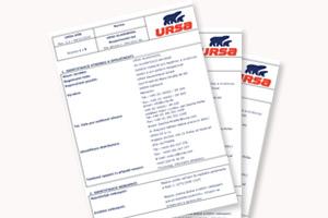 Bezpečnostní listy URSA