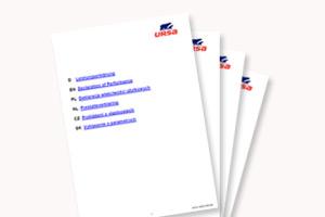 Prohlášení o vlastnostech URSA
