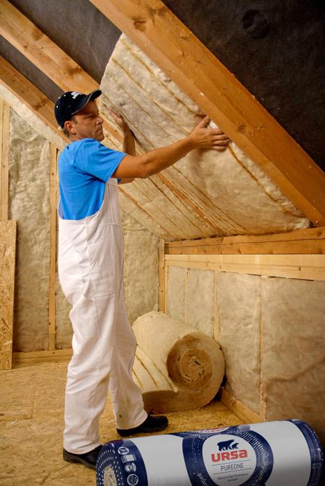 Moderní materiály pro izolaci dřevostavby