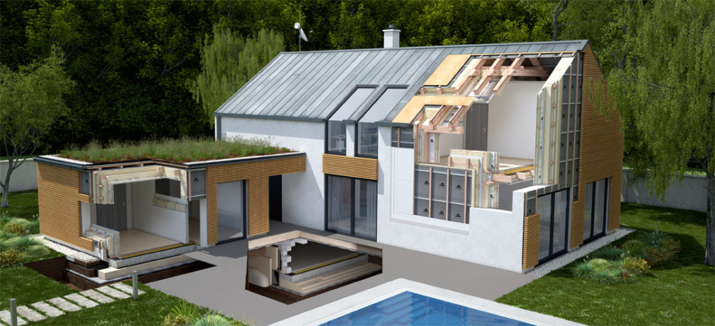 Moderní materiály pro dřevostavbu