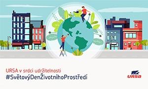 URSA světový den životního prostředí